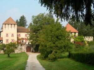 Accesso al castello…