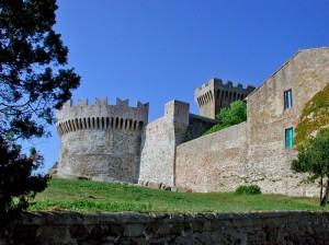 Rocca Castello Populonia