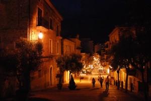 Serenità notturna in Cilento