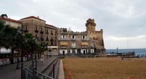 Balconi aperti sul mare