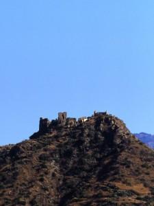 Amedolea Ruderi del castello