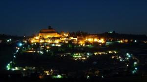 San Giorgio di notte
