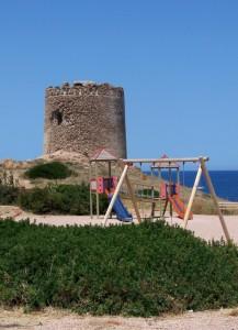 Isola Rossa e la sua Torre