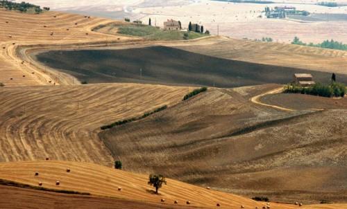 Pienza - terra di Siena