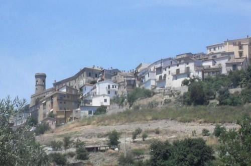 Caccuri - Panorama lato sud