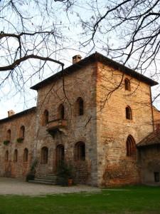 Il castello di Corneliano Bertario