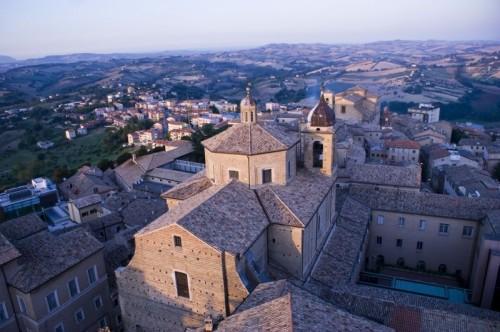 Macerata - Al Tramonto dalla Torre Civica di Macerata