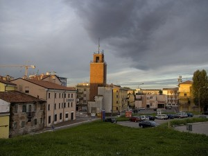 Panorama città di Legnago