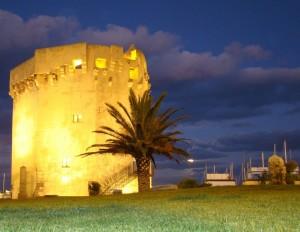 La Torre al crepuscolo
