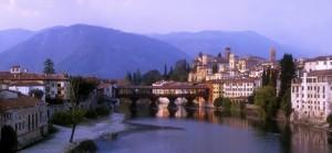 bassano città dell' Alpin