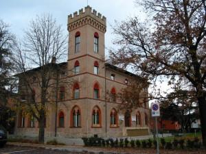 adesso è sede del municipio