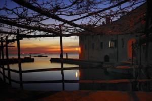 Il Lago di Garda da Punta S,Vigilio