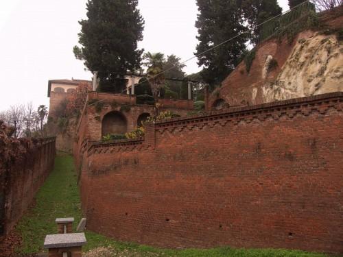 Ozzano Monferrato - Le Mura del castello