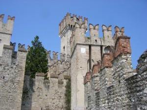 Torre e mura - Rocca Scaligera