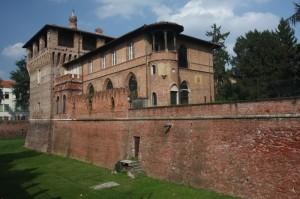 Castello Sforzesco e il suo fossato