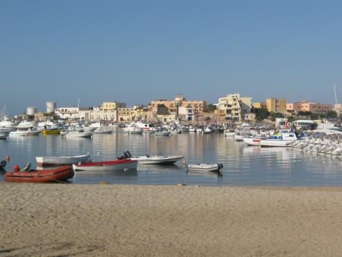 Lampedusa e Linosa - Terra !