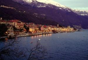 L'alba a Cannobio