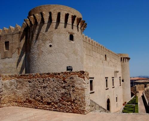 Santa Severina - Santa Severina: il castello
