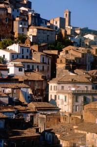Il paese di Loreto Aprutino