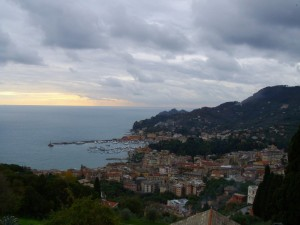 Temporale in arrivo su Santa Margherita