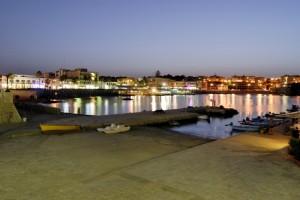 Otranto e le sue luci.
