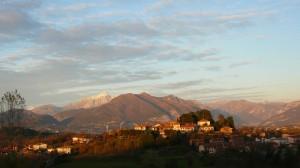 Lurago d'Erba - Calpuno al tramonto