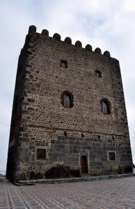 Il Dongione, Torre Normanna.