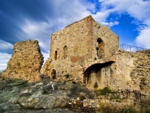 Montemassi - Ruderi del castello