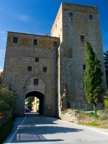 Civitella Paganico - Paganico - Cassero senese
