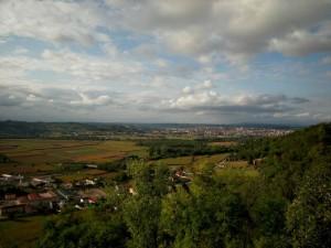 panorama di Asti