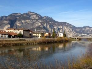 San Michele all'Adige allo specchio…