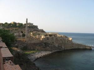 Degrado nella sicilia sud-orientale