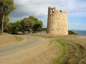 Torre di Cala d'Ostia