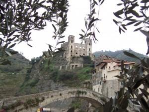 Castello dei Doria (ora del Genoa)