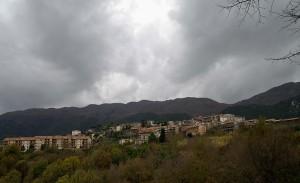 Arriva la pioggia