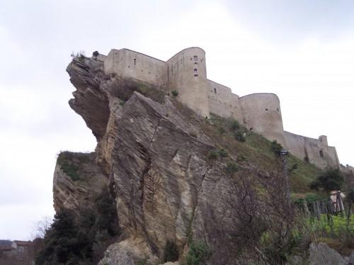 Roccascalegna - Roccascalegna castle