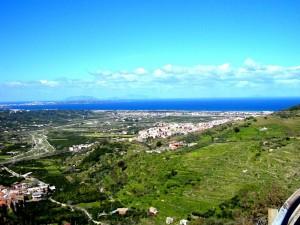 Panorama di Torregrotta