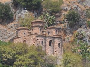 Cattolica bizzantina a Stilo (RC),Calabria.