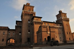 Il Castello di Ferrara