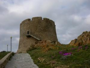 torre aragonese…