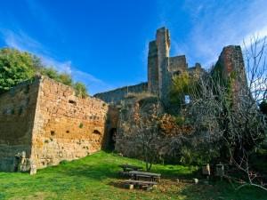 resti delle mura aldobrandesche - n.2