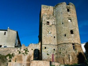 Castellottieri - la torre difensiva