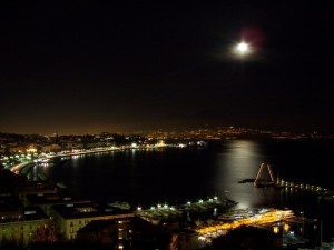 Napoli by night