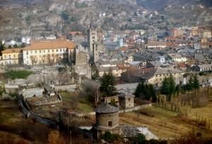 L'antica città Romana Medioevale