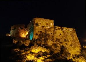 Il castello di Pizzo