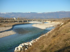 Nove - Panorama sul fiume Brenta