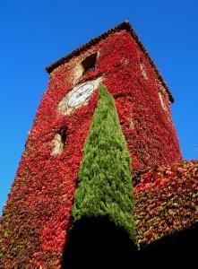 La Torre sotto le foglie