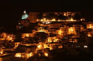 Ragusa Ibla: splendida nella notte…