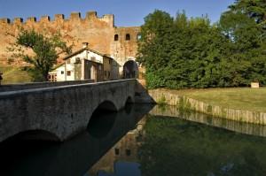 Castelfranco Veneto - Le mura - Porta Vicenza