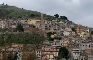 Una frazione di Castel San Pietro